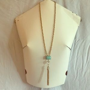 Jewelry - Long fashion necklace